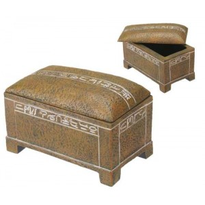 Egyptian Stone Chest Majestic Dragonfly Home Decor, Artwork, Unique Decorations