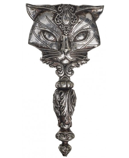 Sacred Cat Hand Mirror at Majestic Dragonfly, Home Decor, Artwork, Unique Decorations