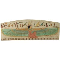 Winged Isis The Protector Wall Relief