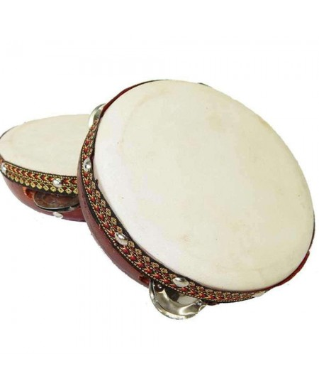 Tambourine Drum 6 Inches at Majestic Dragonfly, Home Decor, Artwork, Unique Decorations