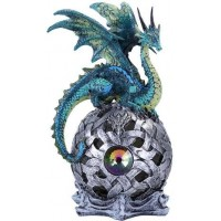 Blue Dragon LED Ball