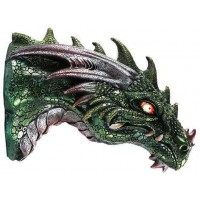 Dragon LED Light Wall Plaque