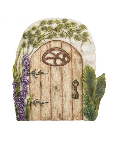 Oak Tree Fairy Door at Majestic Dragonfly, Home Decor, Artwork, Unique Decorations