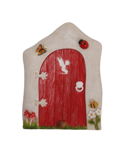 Cottage Fairy Door at Majestic Dragonfly, Home Decor, Artwork, Unique Decorations