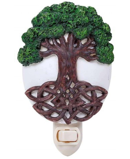 Tree of Life Night Light at Majestic Dragonfly, Home Decor, Artwork, Unique Decorations