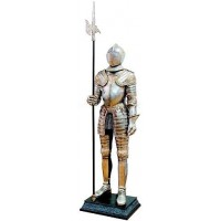 Medieval Knight Statues and Art Majestic Dragonfly Home Decor, Artwork, Unique Decorations