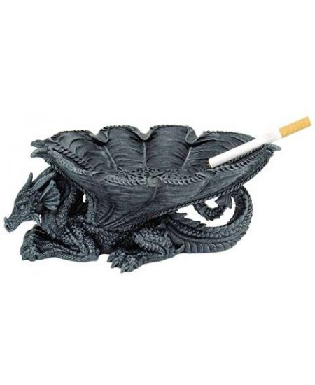 Winged Dragon Ashtray at Majestic Dragonfly, Home Decor, Artwork, Unique Decorations