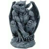 Gargoyle and Demon Statues Majestic Dragonfly Home Decor, Artwork, Unique Decorations