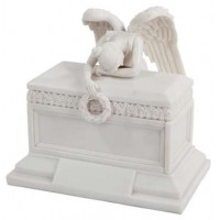 Angel of Bereavement Memorial Keepsake Urn