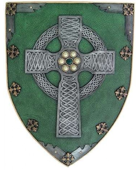 Celtic Warrior Shield at Majestic Dragonfly, Home Decor, Artwork, Unique Decorations