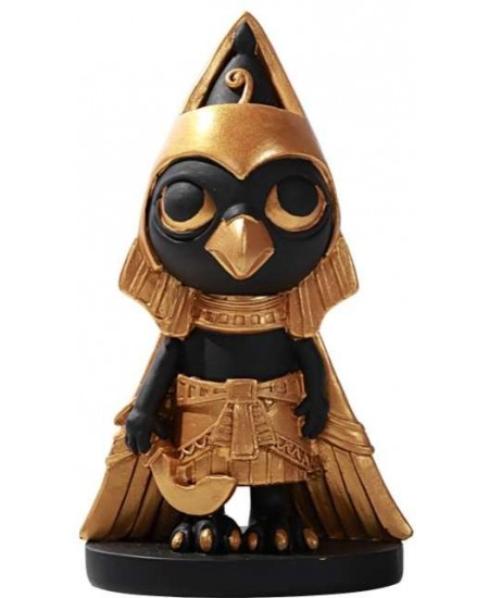 Horus Little Egyptian Statue at Majestic Dragonfly, Home Decor, Artwork, Unique Decorations