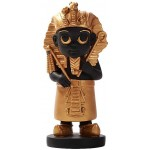 King Tut Little Egyptian Pharoah Statue at Majestic Dragonfly, Home Decor, Artwork, Unique Decorations