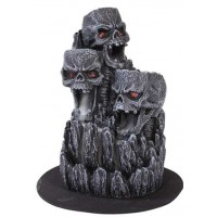 Skull Mountain Backflow Incense Tower