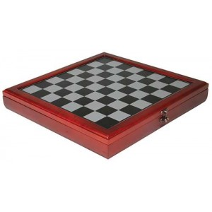 Chess Box Board for 3 Inch Chess Sets Majestic Dragonfly Home Decor, Artwork, Unique Decorations
