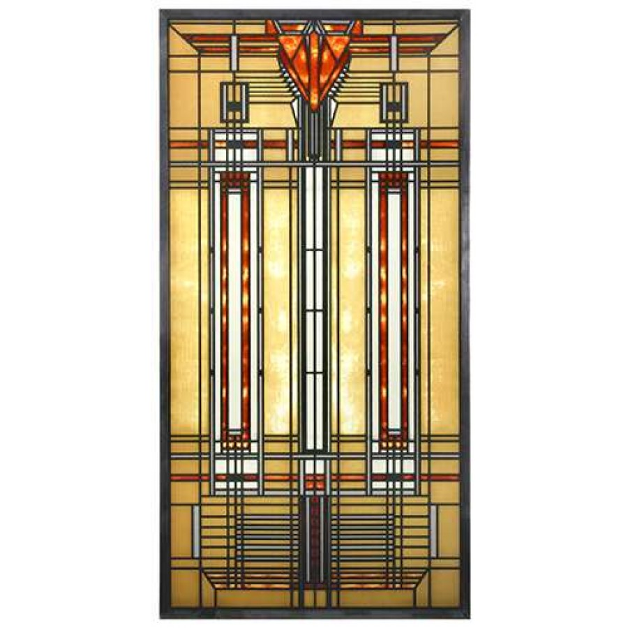 Frank Lloyd Wright Stained Glass Www Pixshark Com