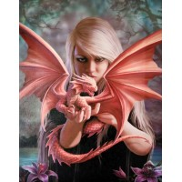 Dragon Kin Canvas Print
